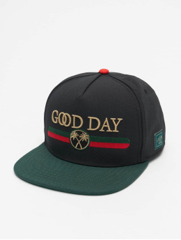 Cayler & Sons Snapback Caps WL Good Day czarny
