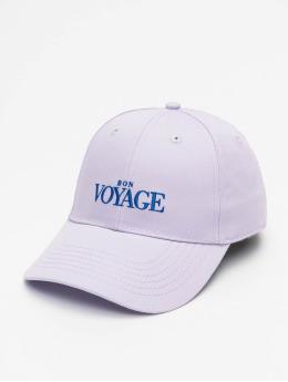 Cayler & Sons Snapback Caps WL Bon Voyage Curved lilla