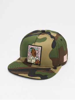 Cayler & Sons Snapback Caps Wl King Lines moro