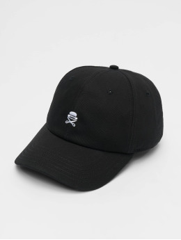 Cayler & Sons Snapback Caps PA Small Icon musta
