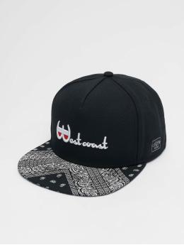 Cayler & Sons Snapback Caps WI Westcoast musta
