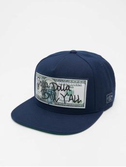 Cayler & Sons Snapback Caps Wl Dolla Billy  niebieski