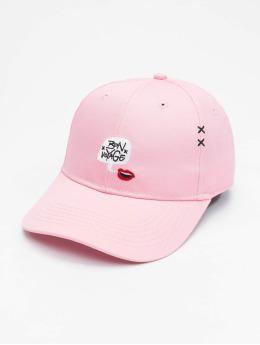 Cayler & Sons Snapback Caps Wl Boubld Voyage Curved pink
