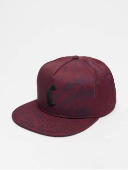 Cayler & Sons Snapback Caps Blackletter punainen