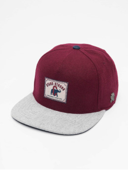 Cayler & Sons Snapback Caps CL Stand Strong punainen