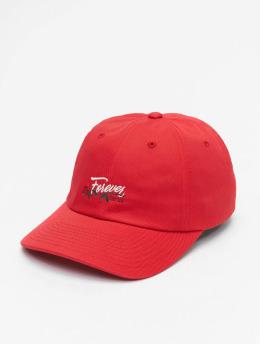 Cayler & Sons Snapback Caps WL Six Forever Curved rød