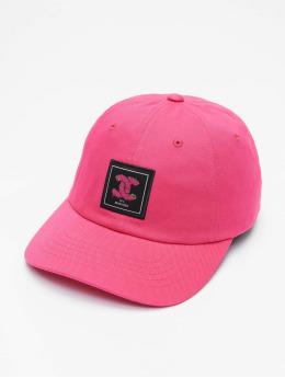 Cayler & Sons Snapback Caps WL Munchel No 1 růžový