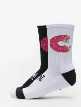 Cayler & Sons Socks Munchies 2-Pack black