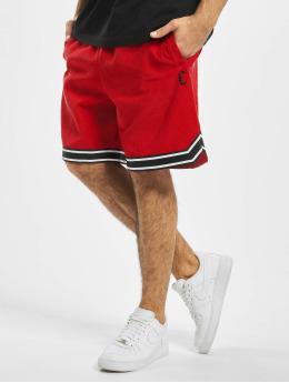 Cayler & Sons Szorty BL Reverse Banned Cord czerwony