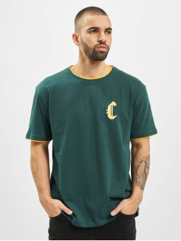Cayler & Sons t-shirt Blackletter Semi Box groen