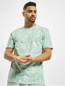 Cayler & Sons T-Shirt WL Leaves N Wires magenta
