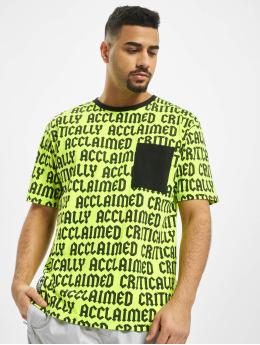 Cayler & Sons T-Shirt BL Critically Acclaimed Semi Box noir