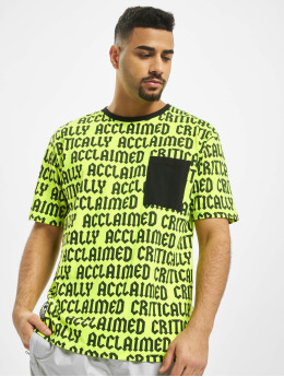 Cayler & Sons T-shirt BL Critically Acclaimed Semi Box svart