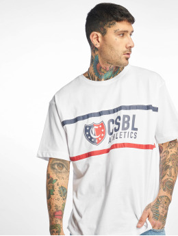 Cayler & Sons T-Shirt Insignia Oversized weiß