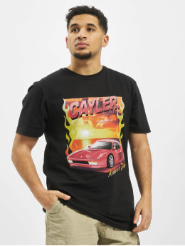 Cayler & Sons T-Shirty WL Roise Or Fly czarny