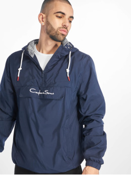 Cayler & Sons Transitional Jackets Westcoast Half Zip blå