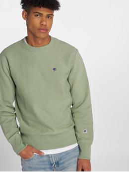 Champion Пуловер Classic зеленый