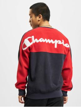 Champion Пуловер Fleece  синий