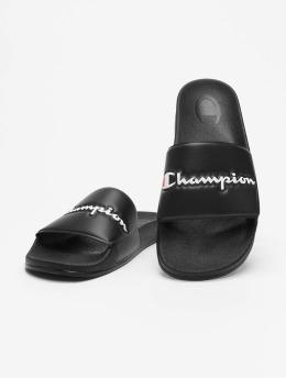 Champion Шлёпанцы Rochester  черный
