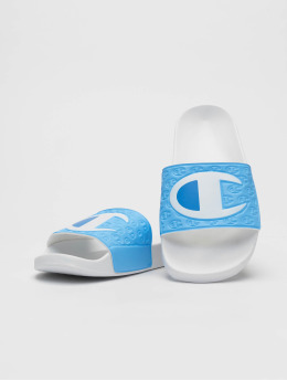 Champion Athletics Шлёпанцы Multi-Lido синий
