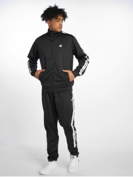Champion Athletics Anzug Sweat schwarz