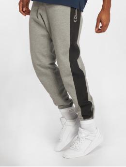 Champion Athletics Jogging kalhoty Athleisure Rib Cuff šedá