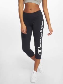 Champion Athletics Legging BigLogo blauw