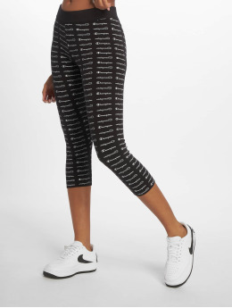 Champion Athletics Leggings/Treggings Logo czarny