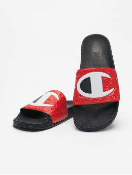 Champion Athletics Sandalen Premium  schwarz
