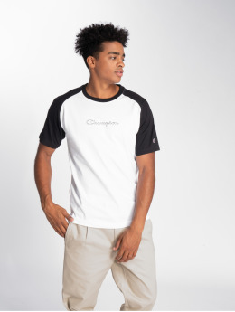 Champion Athletics T-Shirty Athleisure bialy