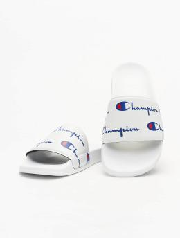 Champion Badesko/sandaler Premium  hvit
