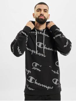 Champion Bluzy z kapturem Legacy czarny