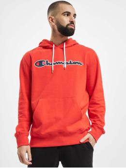 Champion Bluzy z kapturem Rochester  czerwony