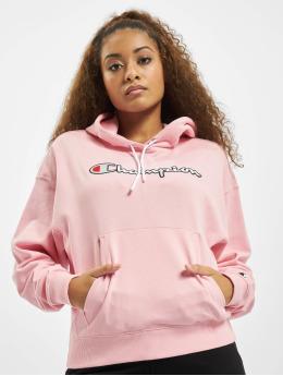 Champion Bluzy z kapturem Rochester  pink