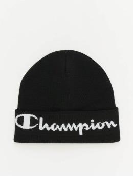 Champion Bonnet Logo  noir