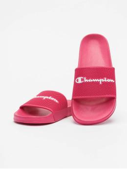 Champion Chanclas / Sandalias Legacy Slide Daytona fucsia