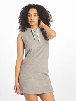 Champion Dress Maxi Hoodie Oxford grey