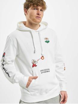 Champion Hoodie Rochester x Super Mario Bros white