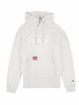 Champion Hoody by Wood Wood Ed Hooded grau