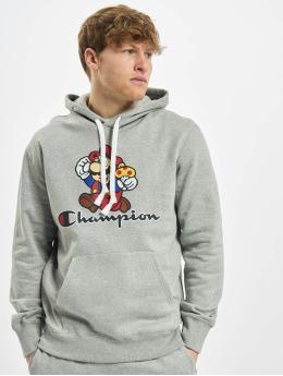 Champion Hupparit Rochester x Super Mario Bros  harmaa