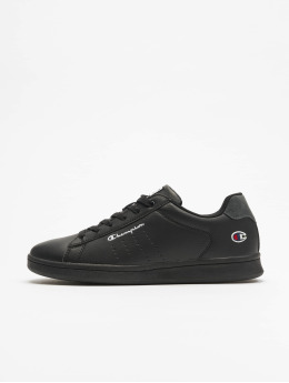 Champion Legacy Baskets Legacy Shadow PU Low Cut noir