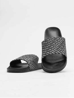 Champion Legacy Claquettes & Sandales Belize noir