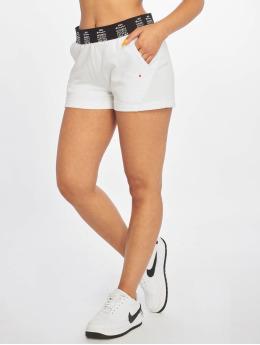 Champion Legacy Pantalón cortos Label  blanco