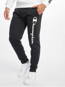 Champion Legacy Pantalón deportivo Rib Cuff negro