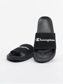 Champion Legacy Sandalen Daytona  schwarz