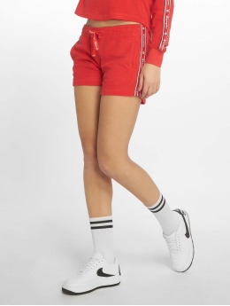 Champion Legacy Shorts Flame Scarlet rot