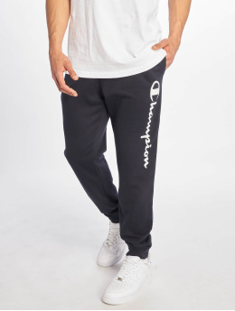Champion Legacy Spodnie do joggingu Rib Cuff niebieski