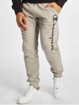 Champion Legacy Spodnie do joggingu Rib Cuff szary