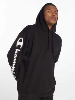 Champion Legacy Sudadera Hooded negro