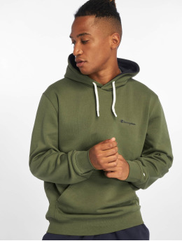 Champion Legacy Sweat capuche little Logo vert